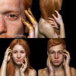Golden Redhead 4 y 5
