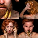 Golden Redhead 6 y 7