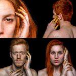 Golden Redhead 12 y 13
