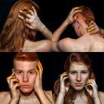 Golden Redhead 14 y 15