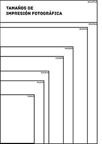 Plantilla Tamaños De Impresión Zekigraphic