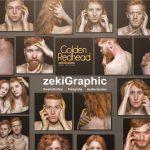 Golden Redhead - Portada